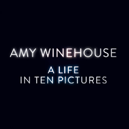 Amy Winehouse – A Life In 10 Pictures